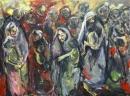 Óleo sobre lienzo  152 x 205 cm 1982