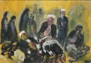 Óleo sobre lienzo 90 x 125 cm 1990