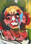 Óleo sobre lienzo 55 x 42 cm 1978