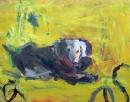 Óleo sobre lienzo 73 x 92 cm 2003