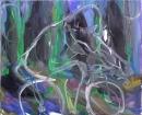 Óleo sobre lienzo  82 x 100 cm  2003