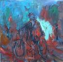 Óleo sobre tabla 60 x 61 cm 2003