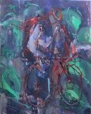 Óleo sobre tabla 64 x 51 cm 2003