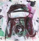 Tinta-carbón-acuarela 20 x 19 cm 2005-2006