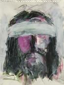 Tinta-carbón-acuarela 32 x 24 cm 2005-2006