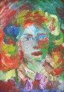 Óleo sobre lienzo 36 x 50 cm 1972
