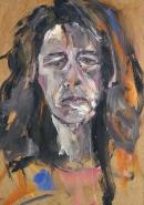 Óleo sobre lienzo 61 x 42 cm 1978
