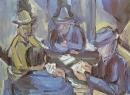Óleo sobre lienzo 61 x 81 cm 1978