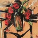 Óleo sobre lienzo 55 x 40 cm 1998