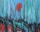 Óleo sobre lienzo  130 x 162 cm  2011