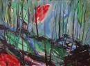 Óleo sobre lienzo 62 x 80 cm 2011