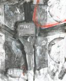 Óleo-papel  122 x 93 cm 1979-1999