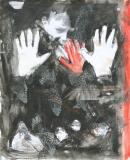 Óleo-papel 92 x 74 cm 1979-1999