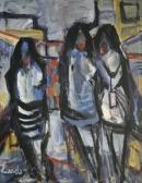 Óleo sobre lienzo  146 x 114 cm 2003