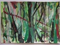 Tinte-aquarell 19,5 x 14 cm 2010